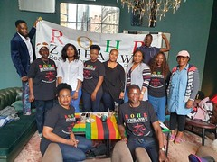ROHR Zimbabwe Scotland Branch Launch Meeting Saturday 20th July 2019 Report